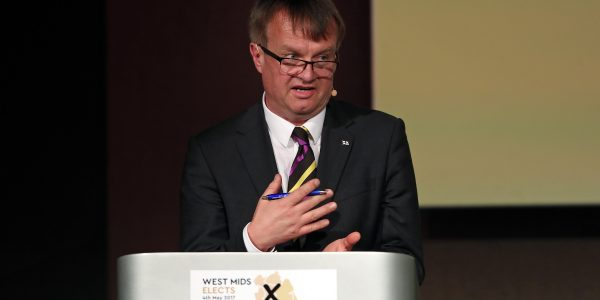 West Midlands, Mayor, Debate